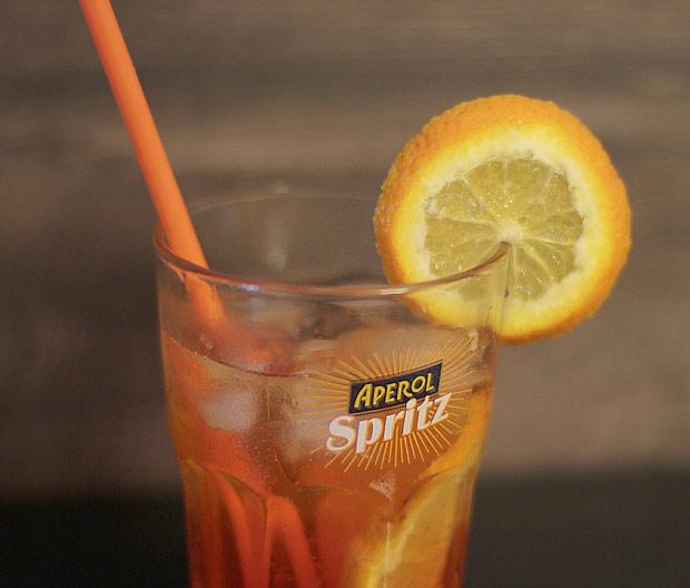 Aperol-Spritz-drink