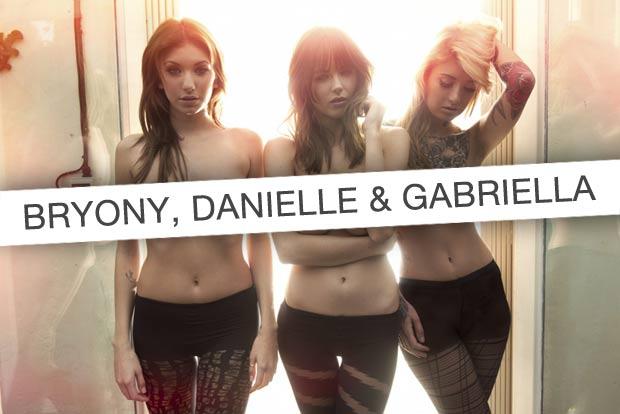 Danielle-Bryony-Gabriella-Front-Magazine