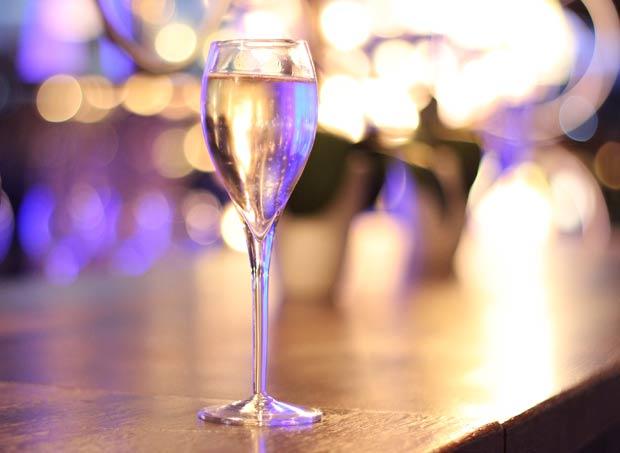 Taca-champagne