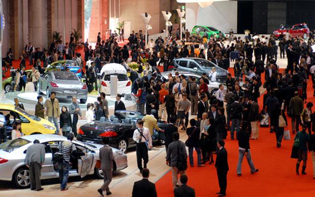 Tokyo-Motor-Show