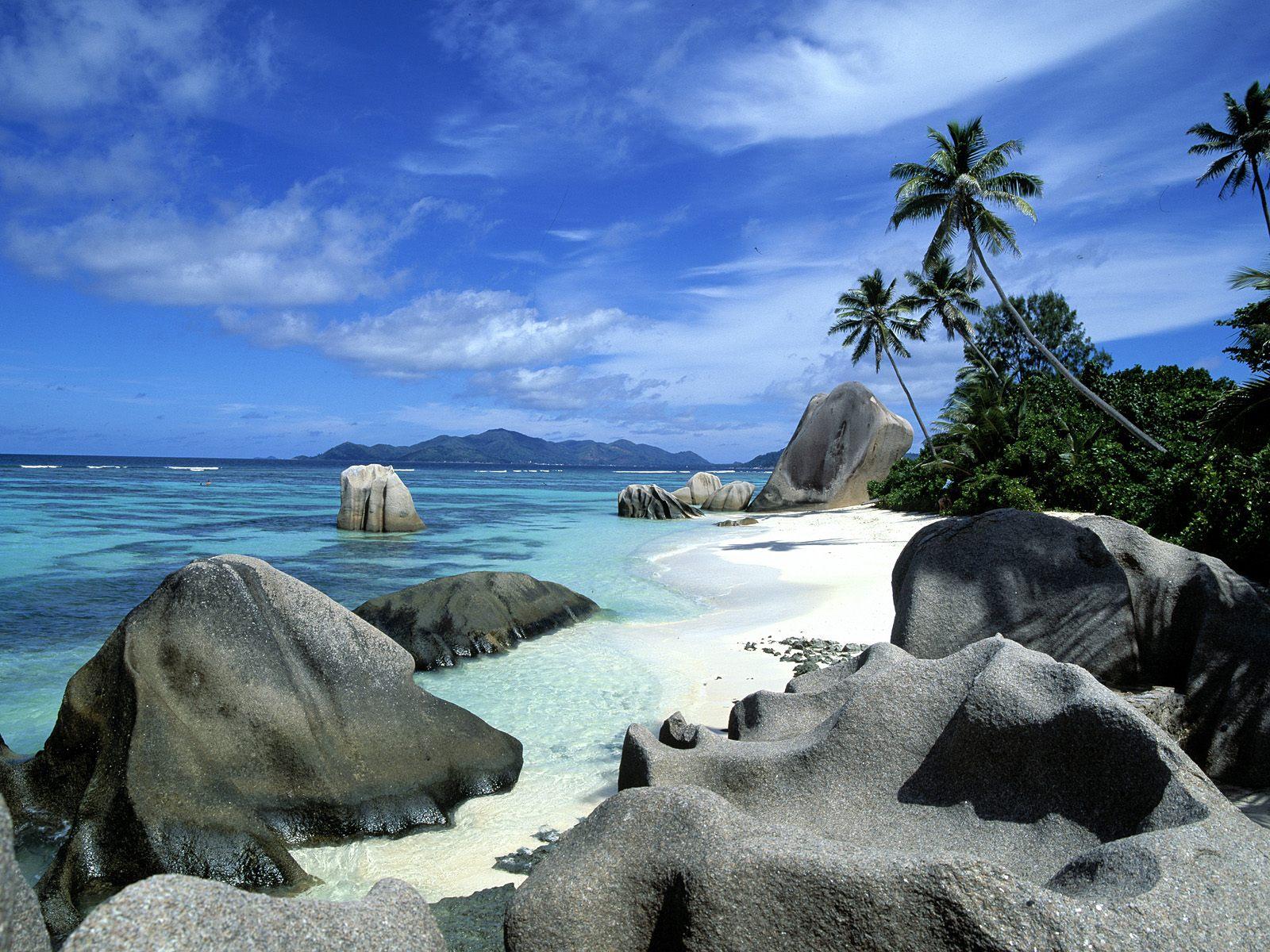 2 - Anse Source d'Argent, Seychelles