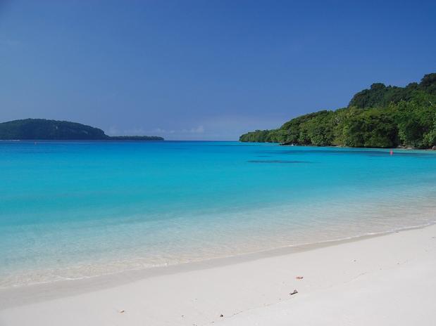 3 - Praia de Champanhe, Vanuatu