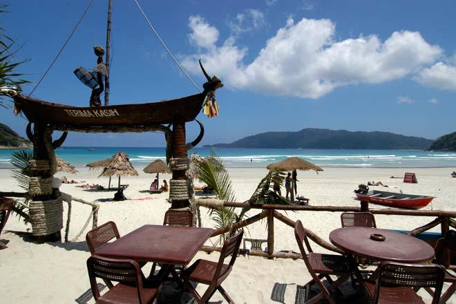 6 - Kecil, Ilhas Perhentian, Malásia