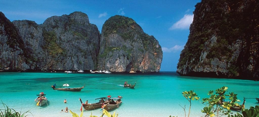 7 - Baía de Maya, Ko Phi Phi, Tailândia