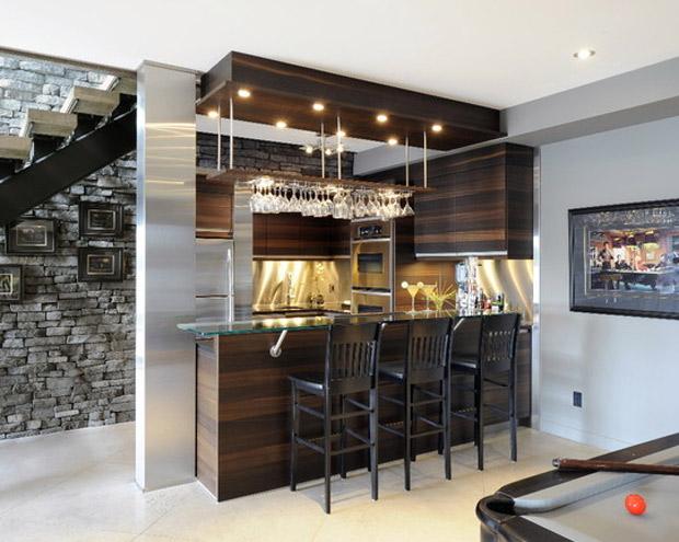 Barzinho-cozinha-americana