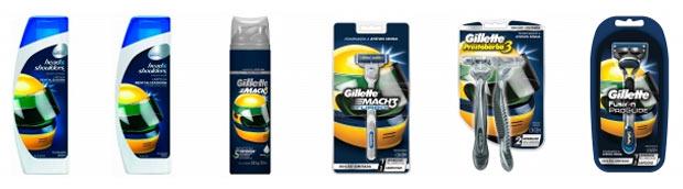 Produtos-Gillette