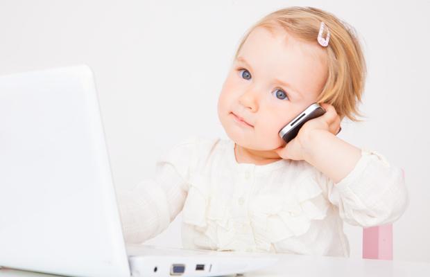 baby-smartphone