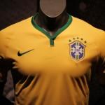 Camisa Seleção Brasileira 2014