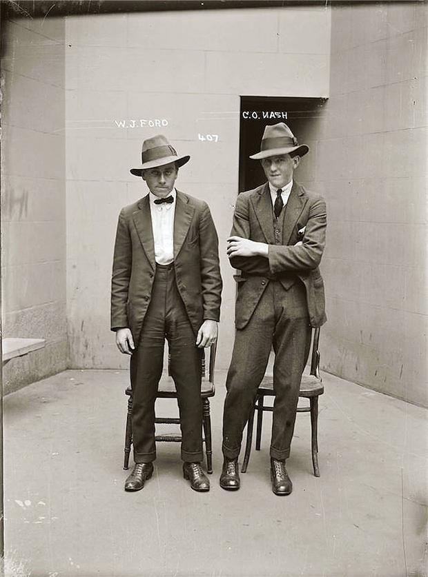 estilo anos 20