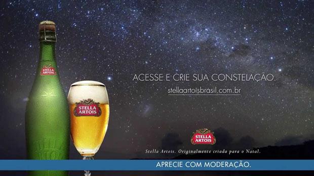 Stella Artois lança campanha com fotos de Ben Canales