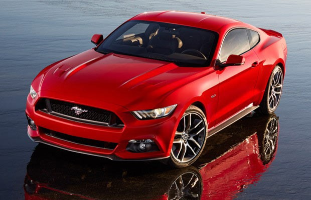 Ford apresenta a sexta geração do Mustang