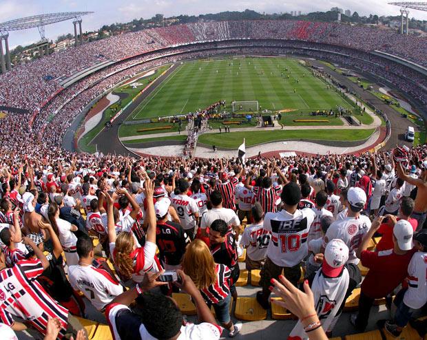 O dia que eu parei de ir em estádio de futebol