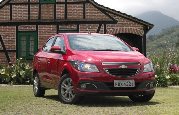 Novo Chevrolet Prisma 2014