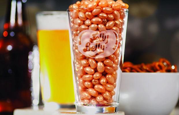 Jelly Belly lança jujuba sabor cerveja