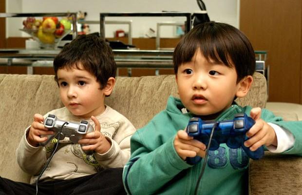 Seu filho deve jogar videogame!
