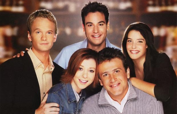 As fotos originais da abertura de How I Met Your Mother