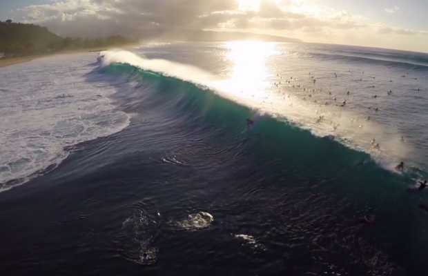 surf gopro drone