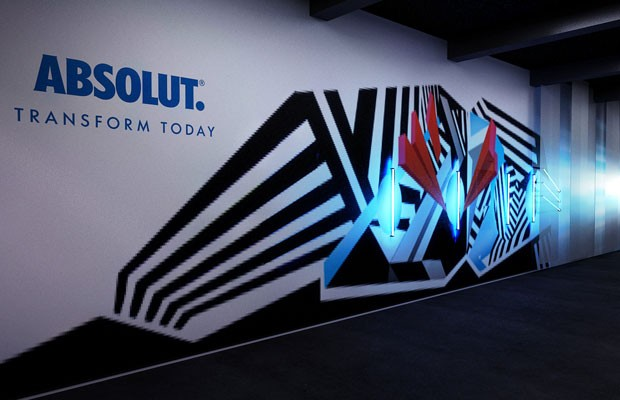 """Absolut apresenta exposição interativa e gratuita """"Transformers Inn"""" em SP"""