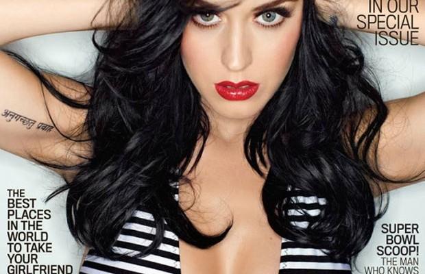 Ensaio sensual de Katy Perry para Revista GQ