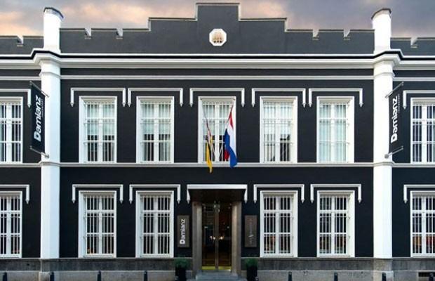 Het Arresthuis: uma prisão que virou hotel