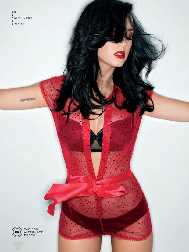 Ensaio Sensual De Katy Perry Para Revista Gq  Tudo Para Homens-7239
