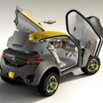 Renault cria carro com drone para motorista saber como evitar o trânsito