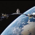 Van Damme faz espacate no espaço!
