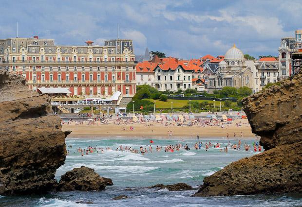 Biarritz Um Destino Obrigat 243 Rio Para Se Visitar No