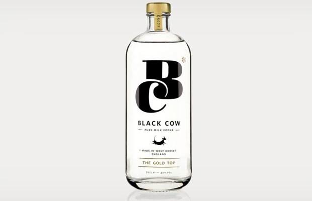Black Cow, a primeira vodka feita a partir de leite puro