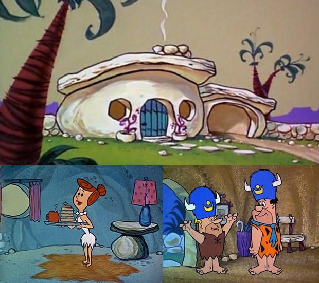 Casa Flintstones