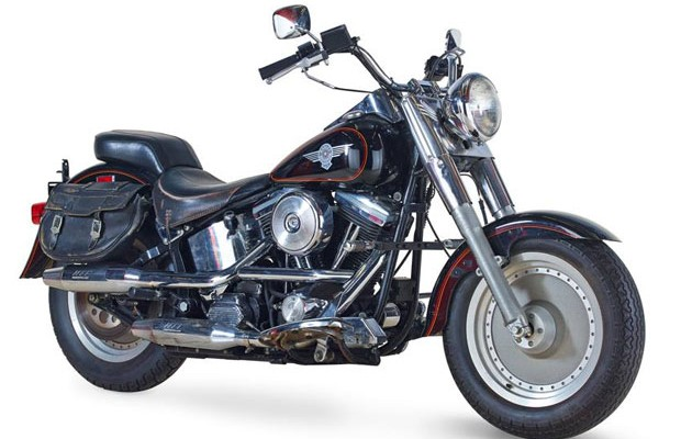 Museu da Harley-Davidson adquire moto de 'O Exterminador do Futuro 2: O Julgamento Final'