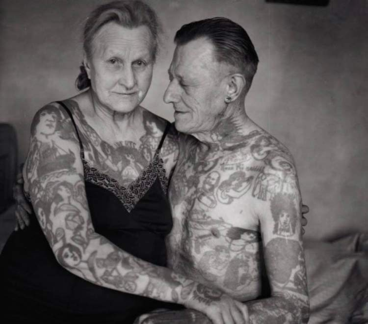 old-couple-tattoo