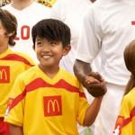 McDonald's levará crianças para entrar em campo com jogadores na Copa do Mundo de 2014
