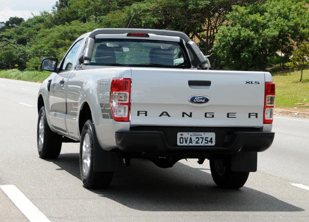 Ford Ranger Sport 2014