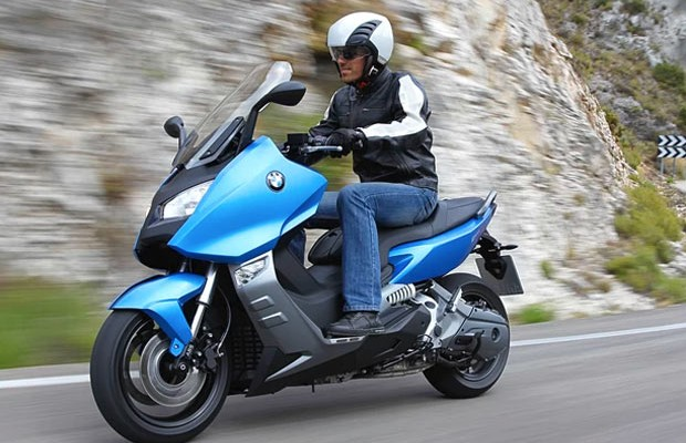 BMW Maxi Scooter C 600 Sport