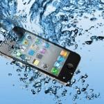 Salvando objetos molhados