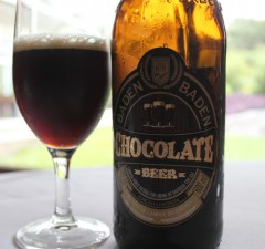 Baden Baden Chocolate Beer