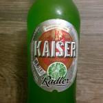 Degustação: Kaiser Radler