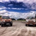 Conheça o roteiro do Desafio Jimny no Vale do Paraíba