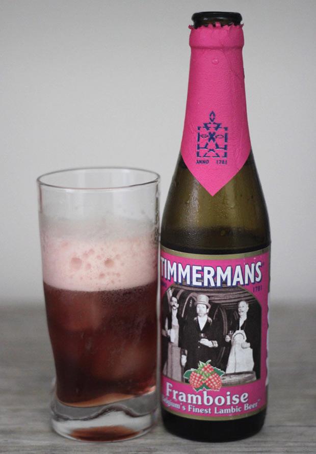 Timmermans ® Framboise Lambic