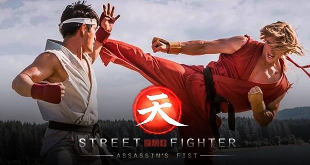 serie street fighter