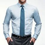 Saiba qual é a altura correta da gravata