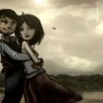 Uma pequena história de amor em 'Stop Motion'