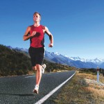 treinando corrida