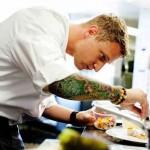 O homem moderno e a cozinha com estilo