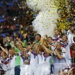 Alemanha é a grande campeã da Copa do Mundo 2014