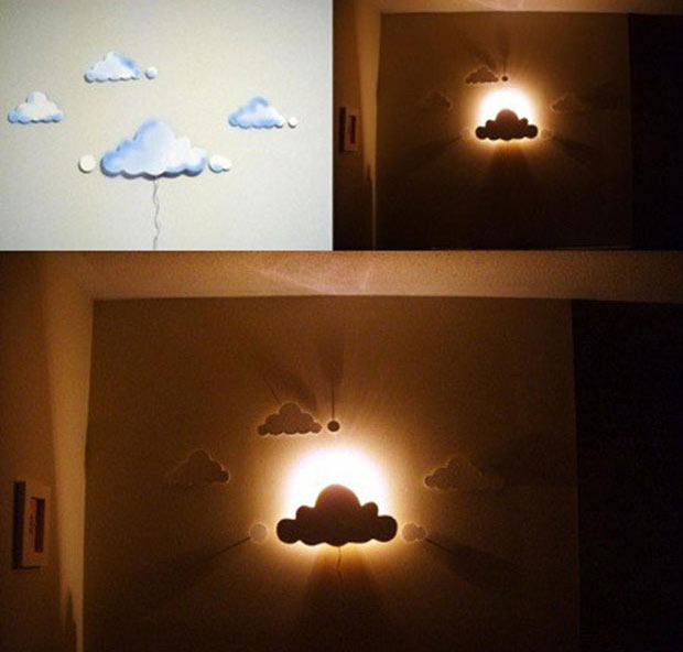 Luminaria-nuvem