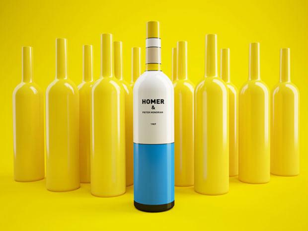 Vinho-Simpsons-Mondrian-1