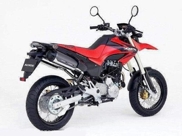 Honda FMX650