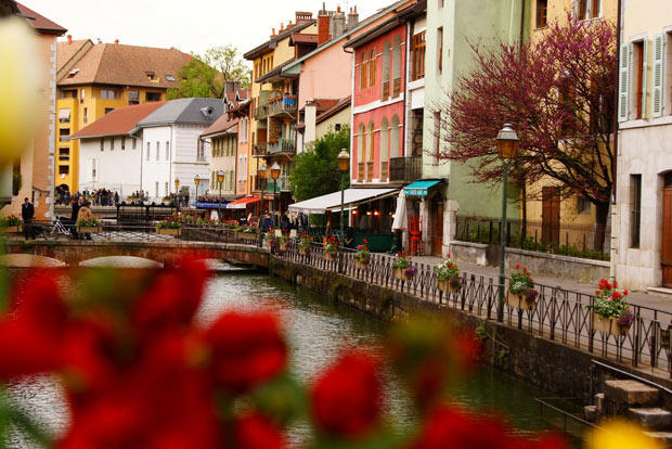 Annecy-Franca
